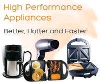 Power Hunt High Performance Appliances
