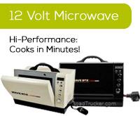 12v Fridge Freezer Microwave