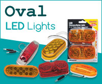 Oval LED Lights