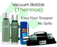 Vacuum Bottle (Thermos)