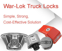 War-Lok Truck Locks