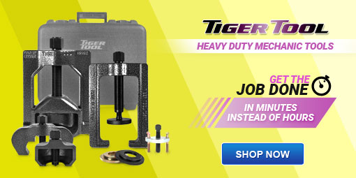 TigerTool Mechanic Tools