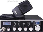 Galaxy 10 Meter Mobile Radio 45 Watt RF Gain Dimmer DX29HP