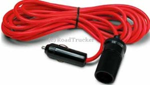 12-Volt Lighter Extension Cord - RP-203EC