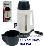 RoadPro - 12 Volt 20oz Hot Pot - 5021