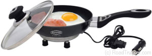RoadPro - 12-Volt Frying Pan - RPSL-335