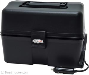 RoadPro - 12 Volt 300 Degree Lunchbox Stove - RPSC-197