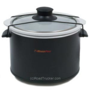 RoadPro - 12-Volt Slow Cooker Crock Pot - RPSL-350