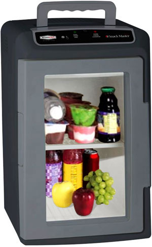 12 Volt Snackmaster Deluxe Family Size Cooler/Warmer RPSF-5234