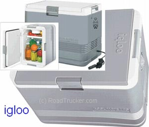 igloo 40 Quart KoolChill 12-Volt Cooler 6402