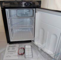 Engel Built-in Refrigerator/Freezer SR48F Front w/Mounting Holes
