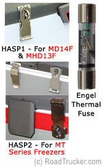 Engel 12 Volt Fridge Freezer Accessories at RoadTrucker
