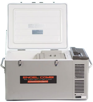 12 Volt Fridge >> Large 12v Refrigerator Amp Freezer Combo Mt60f Combi