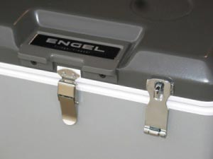 Locking Hasp for Engels