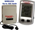Engel Two Zone Wireless Digital Thermometer