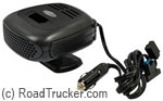 RoadPro - 12-Volt All Season Heater & Fan W/Swing Out Handle