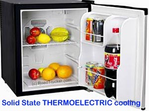 Solid State Thermoelectric Cooling