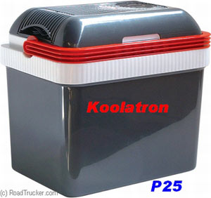 12 Volt Cooler Koolatron Fun-Kool 26 Quart - P25