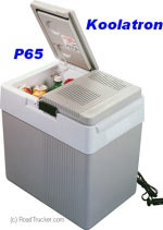 Koolatron Midsize Kargo Kooler 33 Quart 12 Volt Cooler