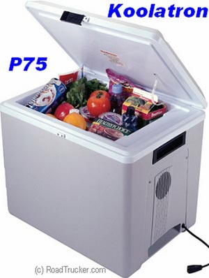 Koolatron 12 Volt Midsize Kool Kaddy 36 Quart Cooler - P75