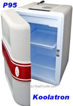 Koolatron 12 Volt Travel Saver Large 45 Quart Cooler