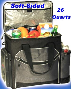 12-Volt Soft-Bag 26 Quart Cooler - D24