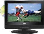"13.3"" NAXA AC/DC Digital Flat Screen HD Television with DVD"