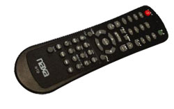 Remote Control for NTD-2255 LED TV