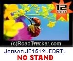 "JENSEN 15"" 12 Volt LED LCD TV JE1512LEDRTL"