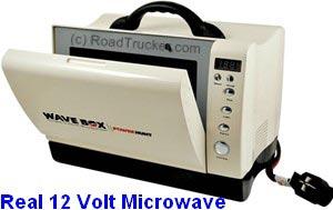 12 Volt Microwave Power Hunt Wave Box At Roadtrucker Com