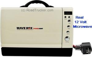 Hunt 12 Volt Microwave Dc Voltage Only