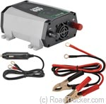 400 Watt 12 Volt DC to AC Cobra Compact Power Inverter