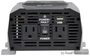 CPI890 - Power Inverters - AC Plugs & USB Ports