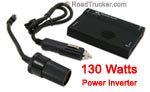 MobileSpec 130 Watt 3-In-1 Inverter MS130WSLIM