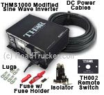 TH1000 - Professional Grade Inverter Kit