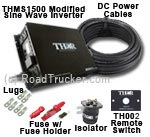 TH1500 - Professional Grade Inverter Kit