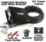 TH2000 - Professional Grade Inverter Kit
