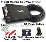 TH3000 - Professional Grade Inverter Kit
