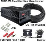 THMS5000 - Professional Grade Inverter Kit