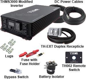 thms3000 pro modified inverter kit 3 koolatron backup camera wiring diagram wiring database library