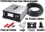 THPW1000 - Professional Grade Thor Pure Inverter Kit