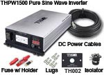 THPW1500 - Professional Grade Thor Pure Inverter Kit