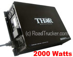 Thor 2000 Watt 12 Volt Modified Sine Wave Power Inverter TH2000