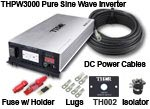 THPW3000 - Professional Grade Thor Pure Inverter Kit