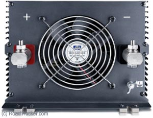 THMS5000 Back - Cooling Fan