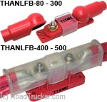 Thor 110 Amp Fuse Class T with Block Assembly