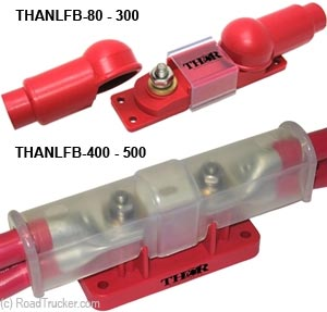 Thor - Replacement Fuse w/ Block Assembly