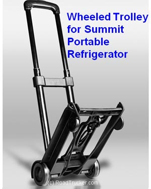 Summit Wheeled Trolley for Portable Refrigerator TROLLEY26
