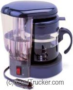 MarinePro 12 Volt Coffee Pot MPAT-979 Quick Brew by RoadPro