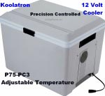 Koolatron Adjustable Precision Control 36 Quart